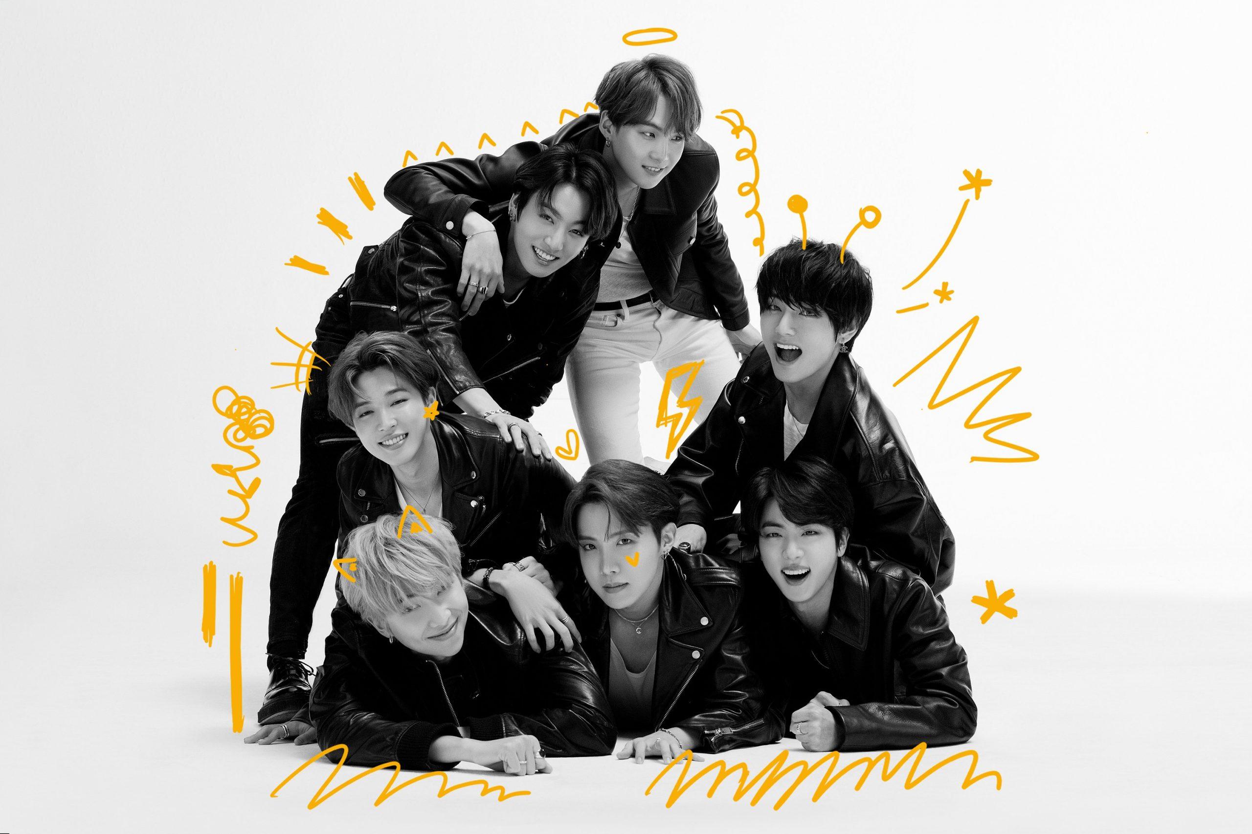 BTS MOTS7 album