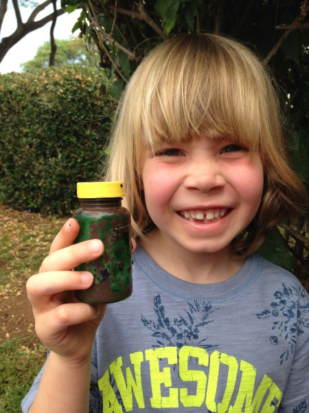 Being successful at finding a geocache