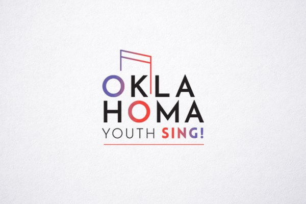 Oklahoma Youth Sing full color logo