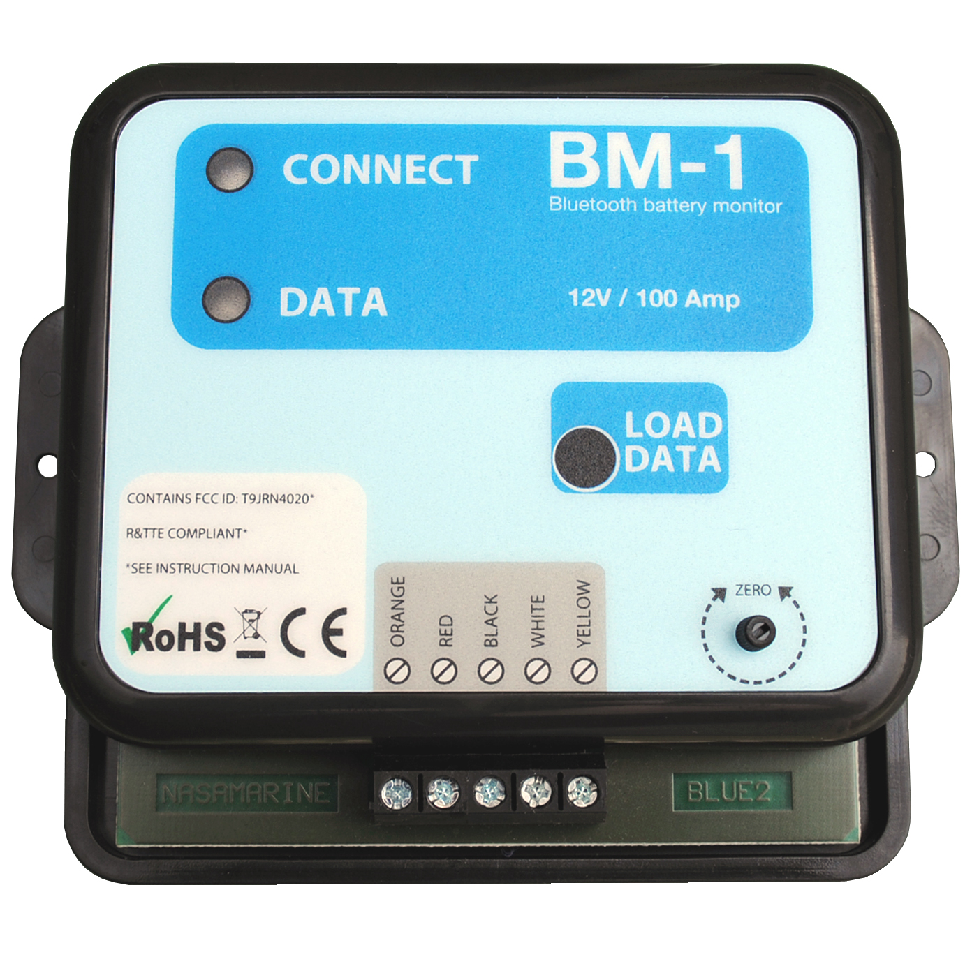Battery Meters An Rv Must Have Now With More Jeneric Marine House Wiring Blue Sky Energy Ipn Proremote