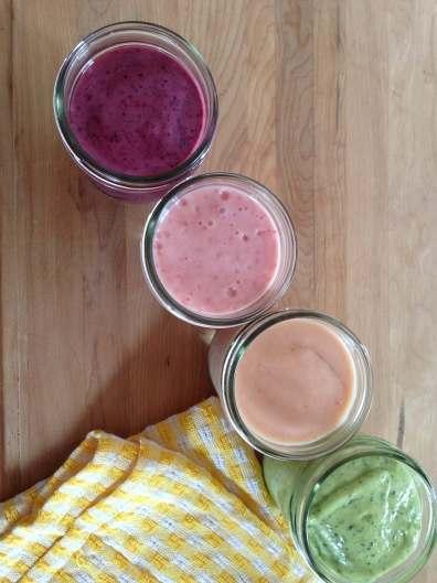 smoothies in jars 3