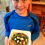 Arkansas MyPlate Meal – Kickin' Chicken Salad