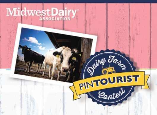 Dairy Farm PinTourist Graphic