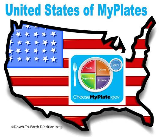 United States of MyPlates Badge Image