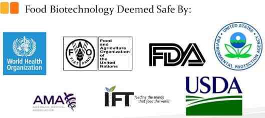 Food Biotech Deemed Safe
