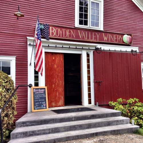 Boyden Winery