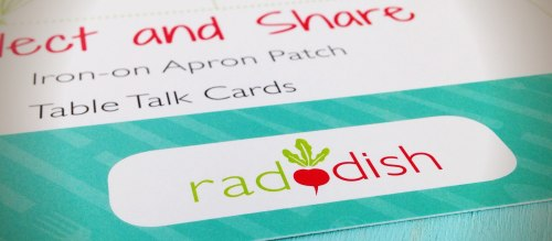 Raddish Logo