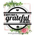 Gratitude: It's a Life Changer