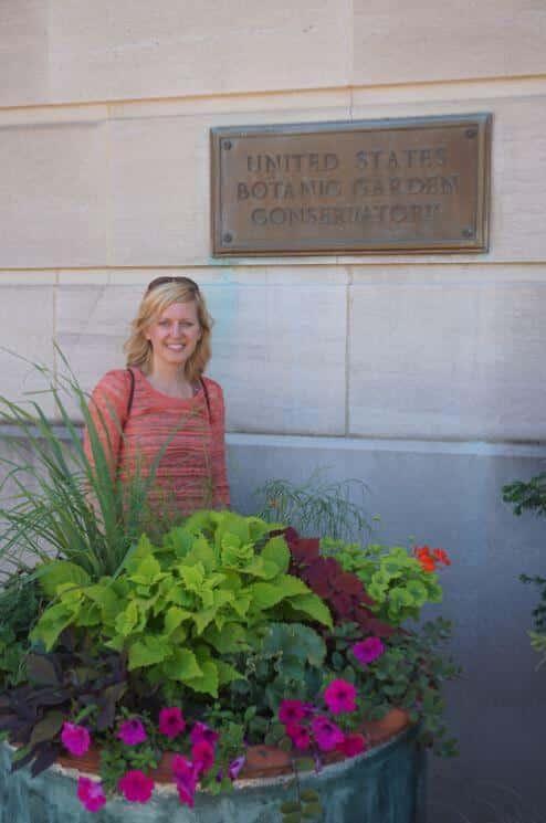 US Botanical Garden Jen Haugen