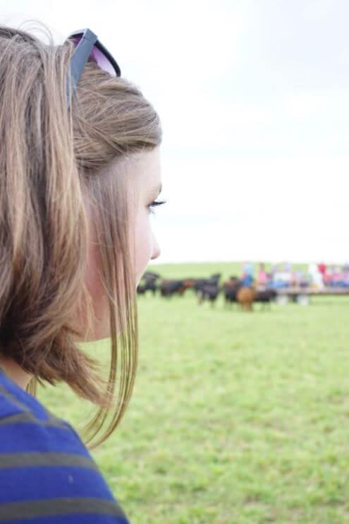 mary-profile-shot beef farm