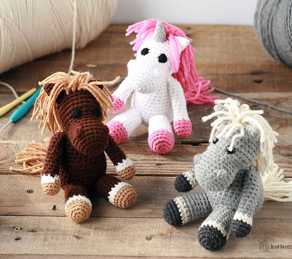 Small Animal Collection: Horse