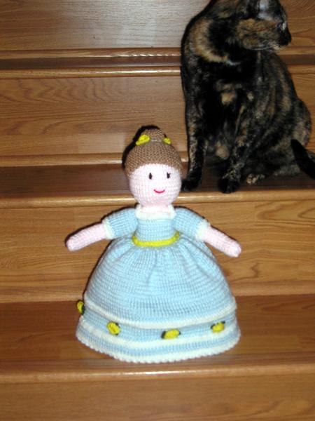Cinderella Topsy Turvy Doll Pattern
