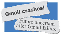 gmail crashes