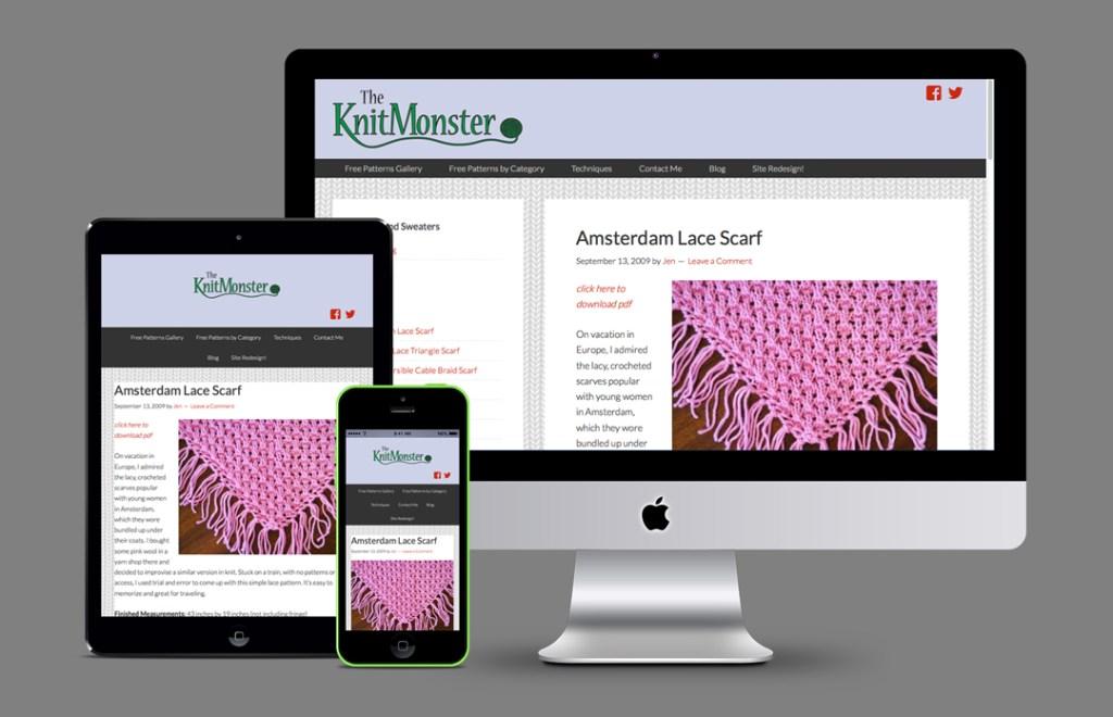 knitmonster site