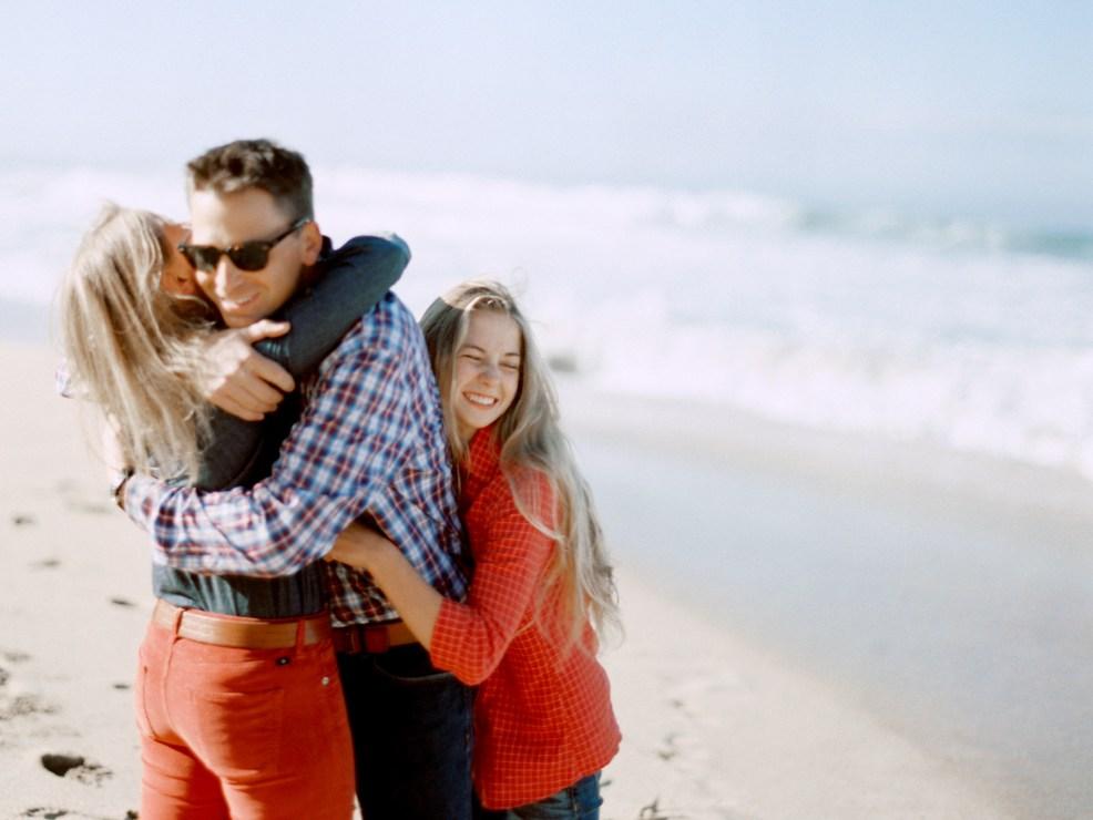 bay area family photograph beach