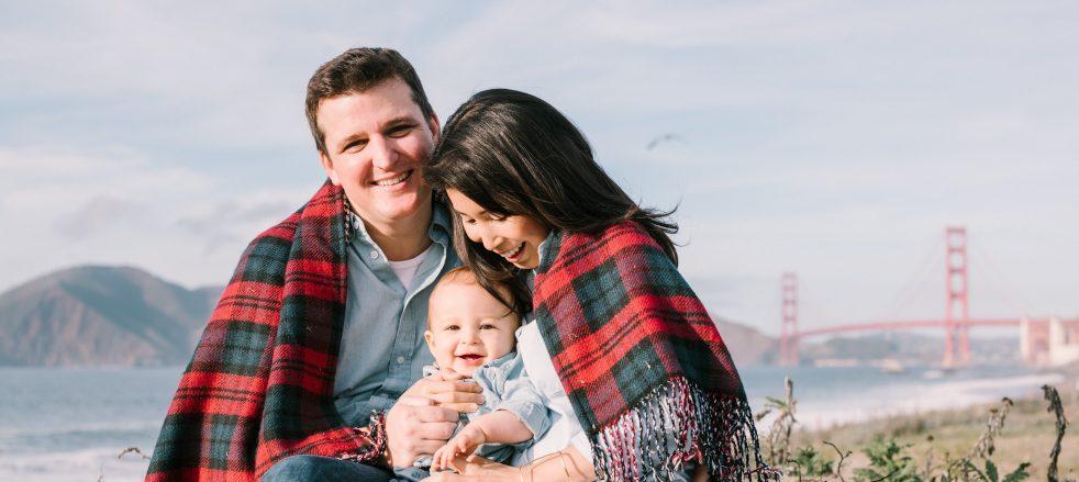 San Francisco family