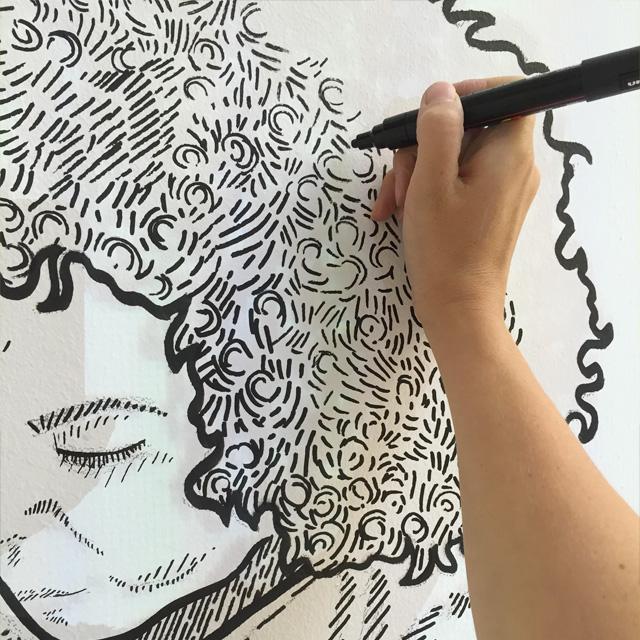 Jenkastudio Sketching