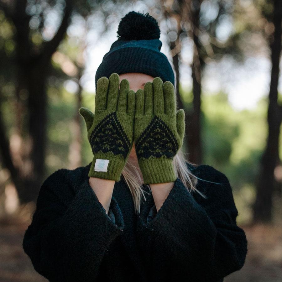 Lanamint - Jenkastudio Gloves