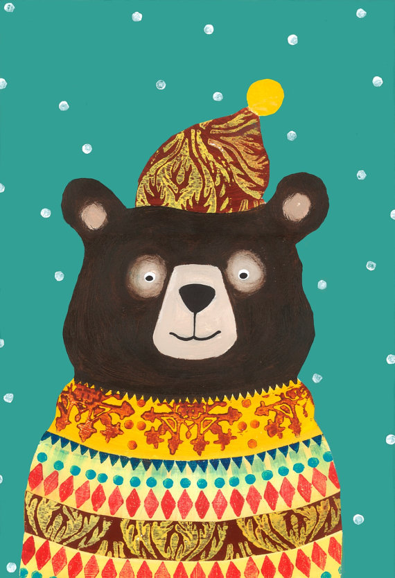 Bear - Illustration