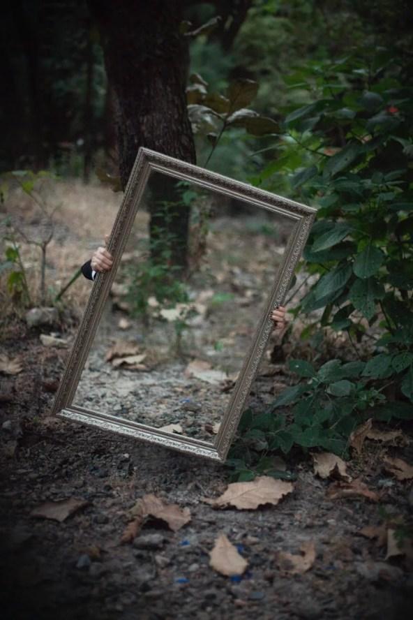 ego mirror forest