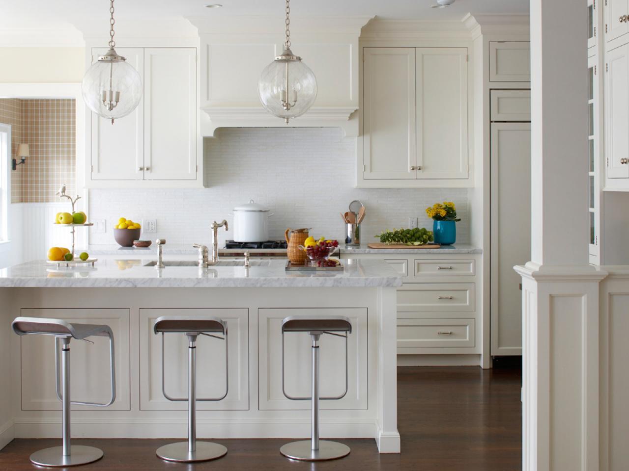 Wonderful White Kitchens - Jenna Burger on Images Of Modern Kitchens  id=57006