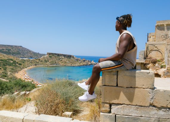 solo travel for black men