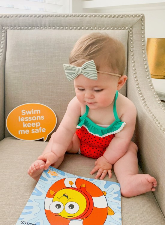 goldfish swim school-water safety awareness