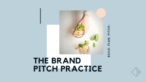 brand pitch practice course