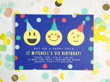 Fun & Easy Birthday Party Invitations with Basic Invite
