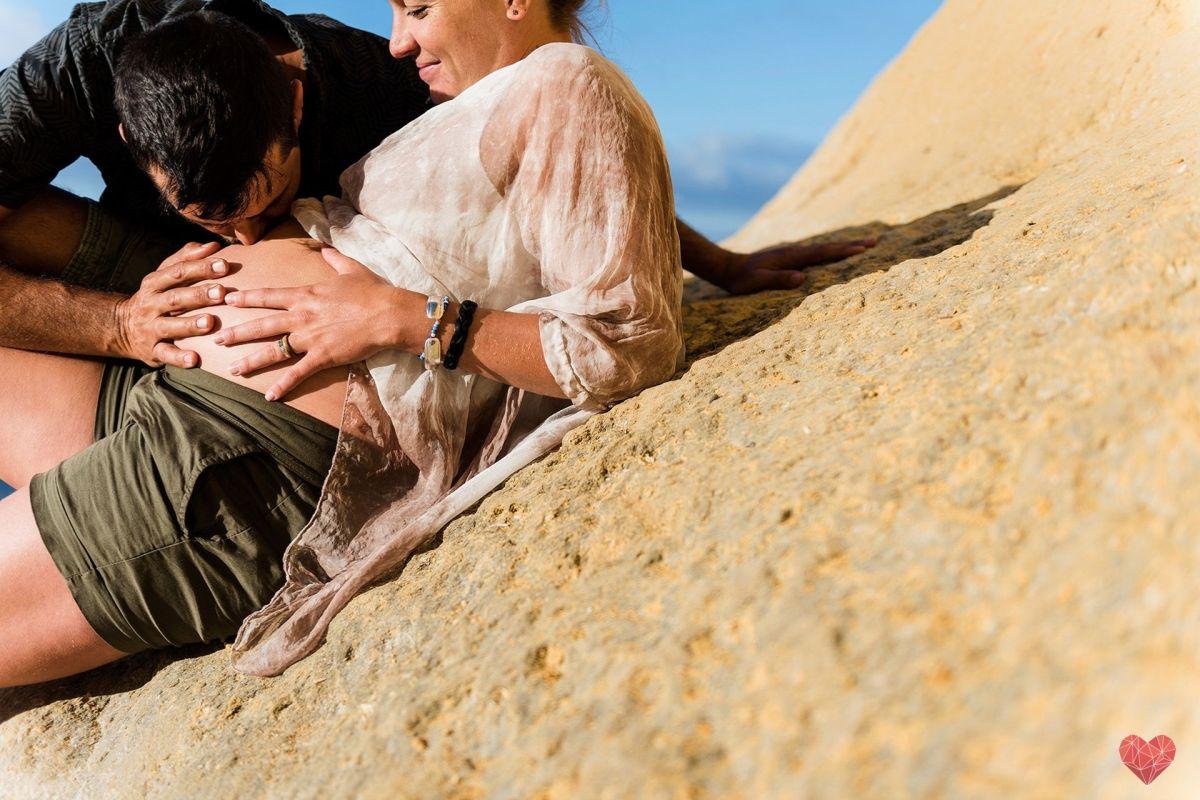 Sesión de embarazo en Tarragona