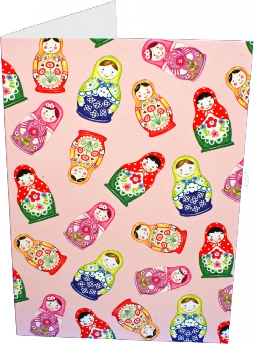 Russian Doll Gift Card