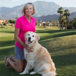 """"""" Going to the Dogs!"""" Dog Friendly Country Clubs of the Desert."""