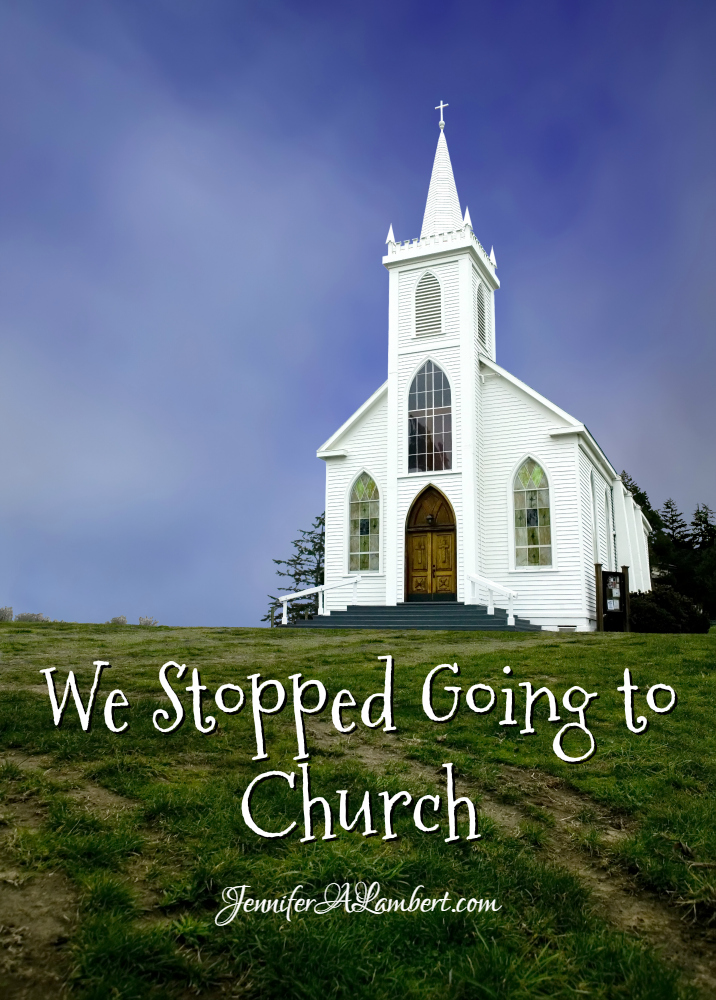 We Stopped Going to Church by Raising Servant Leaders