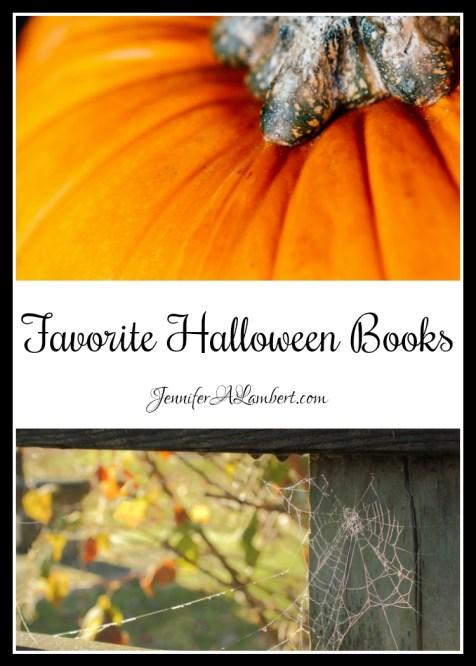 Favorite Halloween Books by Jennifer Lambert