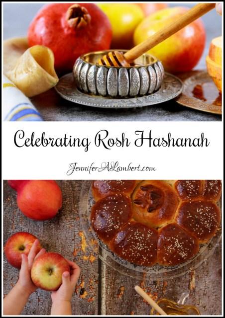 Celebrating Rosh Hashanah by Jennifer Lambert