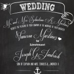 Designing Save The Dates and Wedding Invitations