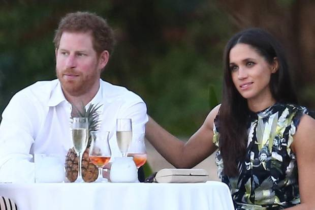 Prince Harry and Meghan Markle - will they get married? Jennifer Ammoscato blog. May 2017