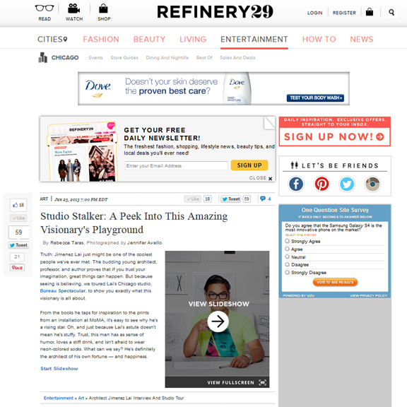 ChicagoPortraitPhotographer_JenniferAvello_Refinery29_Jimenez Lai