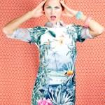 Summer Fashion Portrait