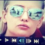 Sunglasses Refelection