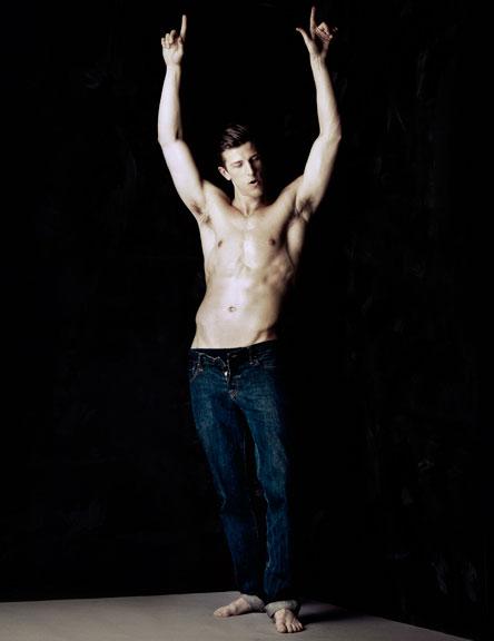 Shirtless Male
