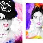 hues that girl