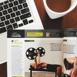 David Reavy, React in Mens Journal