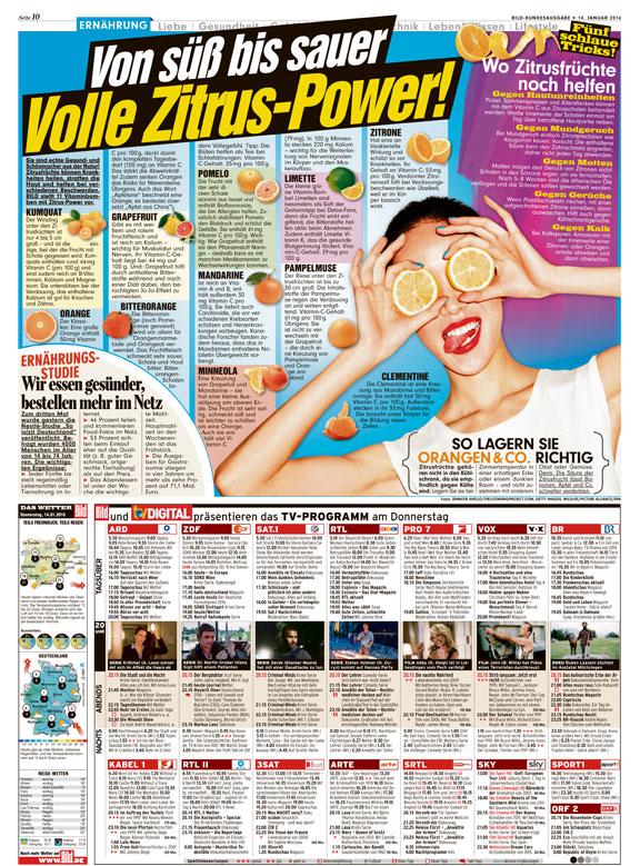 BILD Newspaper Germany