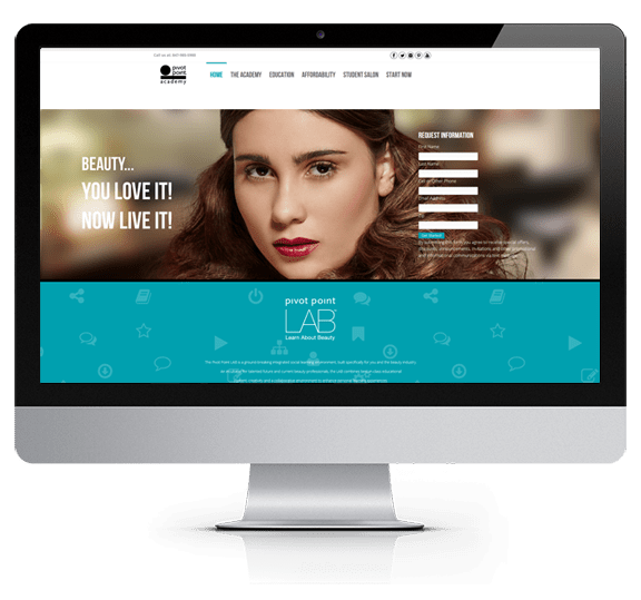 Pivot Point Academy Homepage