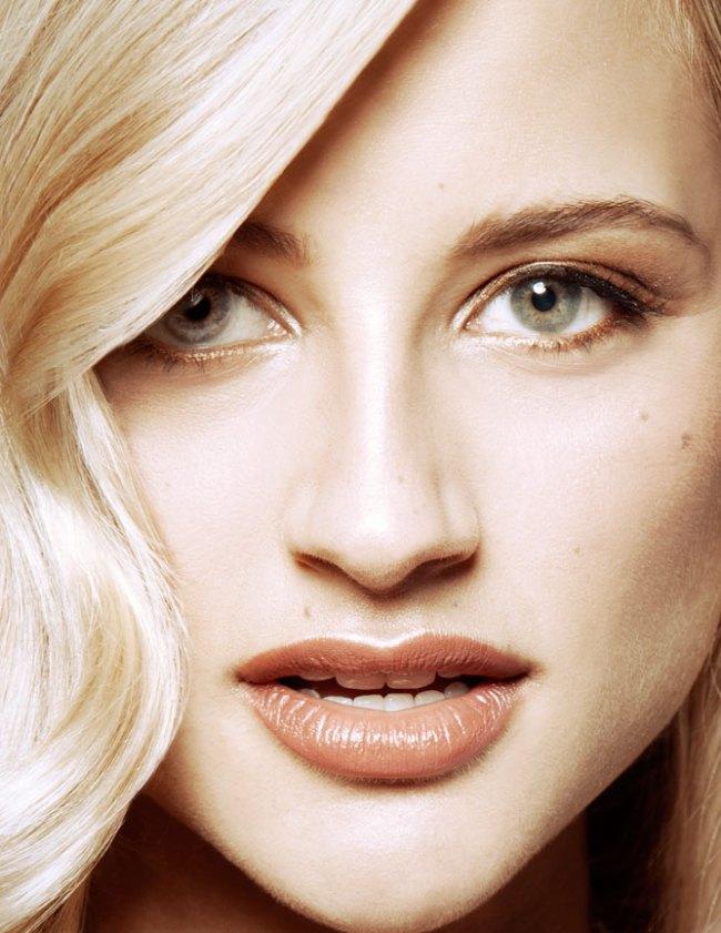 Classic close up Beauty Portrait