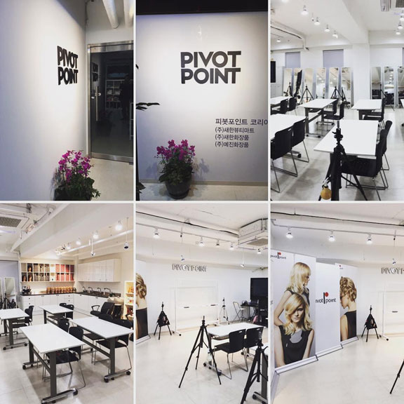 Pivot Point Korea Classroom