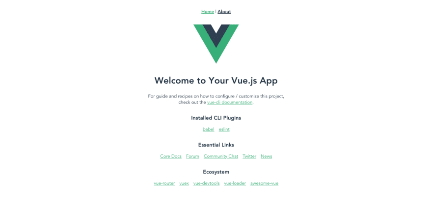 SPA Application using Vue js, Vuex, Vuetify, and Firebase (Part 1)