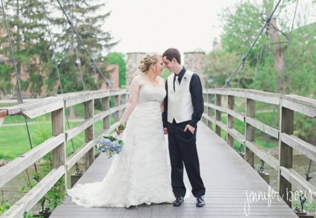 Mary + James | Mid Michigan Wedding Photographer