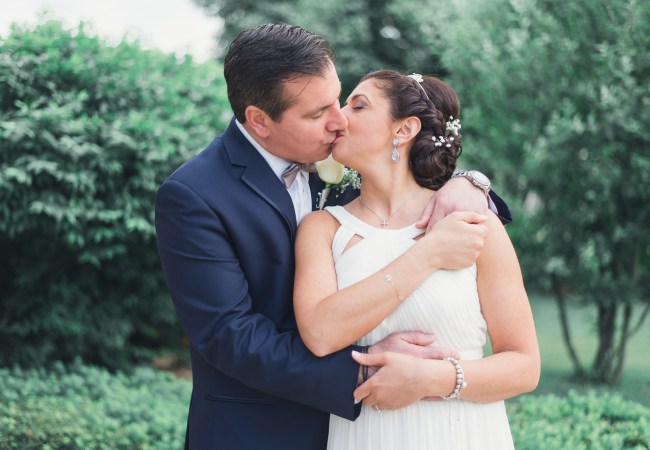 Intimate St. Clair Shores Greek Wedding |George & Erika